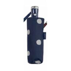 Зонт женский автомат Clima M&P (56/7) синий/горошек (5784.8700)