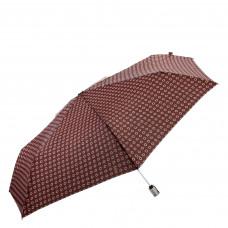 Зонт женский автомат Clima M&P (54/7) красный/ цветы (5883.0910)