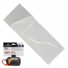 Вкладыш для спального мешка Ferrino Liner Silk SQ White