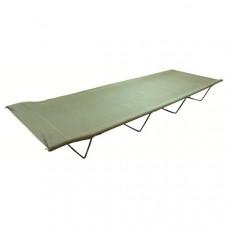 Ліжко кемпінгове Highlander Steel Camp Bed Olive