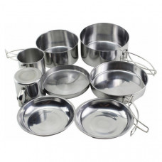 Набір посуду Highlander Peak Weekender Cookware Kit