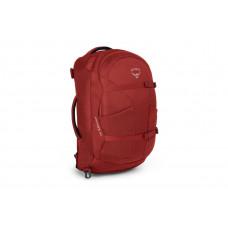 Рюкзак Osprey Farpoint 40 Jasper Red M/L красный