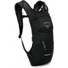 Рюкзак Osprey Katari 3 Black O/S черный