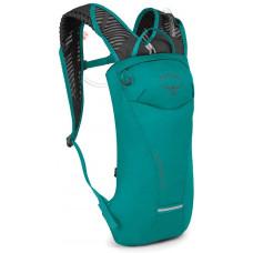 Рюкзак Osprey Kitsuma 1.5 Teal Reef O/S зеленый