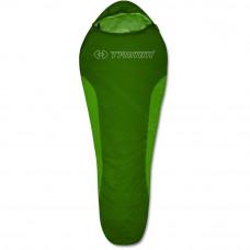 Спальник Trimm Cyklo green/mid. green 195 R