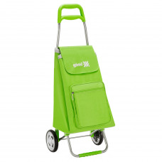 Сумка-тележка Gimi Argo 45 Green