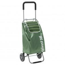 Сумка-тележка Gimi Flexi 45 Green