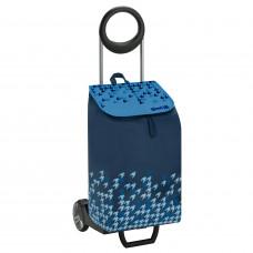 Сумка-тележка Gimi Ideal 50 Blue