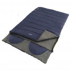 Спальний мішок Outwell Contour Lux Double Reversible/-5°C Imperial Blue