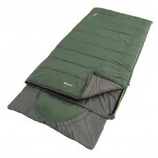 Спальний мішок Outwell Contour Lux XL Reversible/-1°C Green (Right)