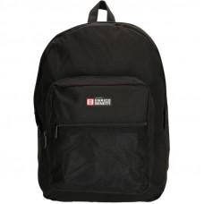 Городской рюкзак Enrico Benetti Amsterdam 30 л Black (EB54233 001)