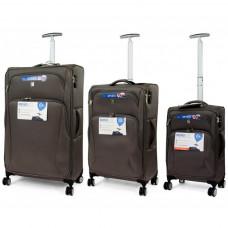 Набор чемоданов на 4-х колесах IT Luggage Satin Dark (IT12-2225-08-3N-S755)