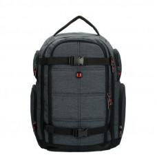 Рюкзак для ноутбука 15.6 Enrico Benetti Berkeley 30 л Grey (EB47123 012)