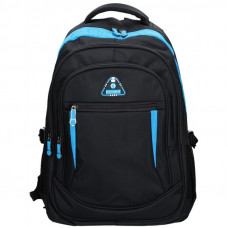 Рюкзак для ноутбука 15.6 Enrico Benetti Sevilla 34 л Black-Sky (EB62027 914)