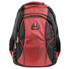 Рюкзак для ноутбука 17.3 Enrico Benetti Barbados 39 л Black-Red (EB62011 618)
