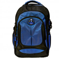 Рюкзак для ноутбука 17.3 Enrico Benetti Barbados 40 л Black-Navy (EB62014 622)