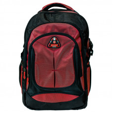 Рюкзак для ноутбука 17.3 Enrico Benetti Barbados 40 л Black-Red (EB62014 618)