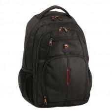 Рюкзак для ноутбука 17.3 Enrico Benetti Cornell 37 л Black (EB47082 001)
