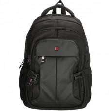 Рюкзак для ноутбука 17.3 Enrico Benetti Downtown 26 л Black (EB62062 001)
