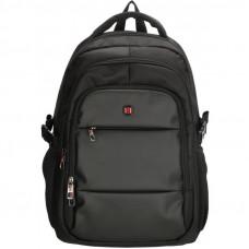 Рюкзак для ноутбука 17.3 Enrico Benetti Downtown 28 л Black (EB62063 001)