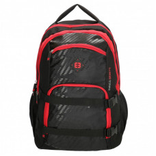 Рюкзак для ноутбука 17.3 Enrico Benetti Natal 35 л Black-Red (EB47105 618)