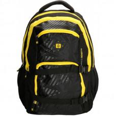 Рюкзак для ноутбука 17.3 Enrico Benetti Natal 35 л Black-Yellow (EB47105 761)
