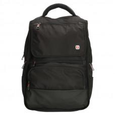 Рюкзак для ноутбука 17.3 Enrico Benetti Uptown 28 л Black (EB47203 001)