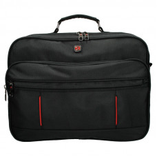 Сумка для ноутбука 15.6 Enrico Benetti Cornell Black (EB47132 001)