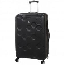 Чемодан на 4-х колесах IT Luggage Hexa 128 л Black (IT16-2387-08-L-S001)