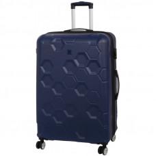 Чемодан на 4-х колесах IT Luggage Hexa 128 л Blue Depth (IT16-2387-08-L-S118)