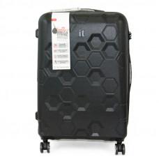 Чемодан на 4-х колесах IT Luggage Hexa 84 л Black (IT16-2387-08-M-S001)