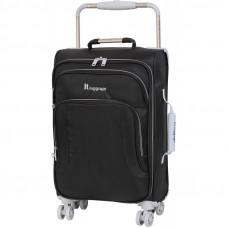 Чемодан на 4-х колесах IT Luggage New York 31 л Raven (IT22-0935i08-S-S392)