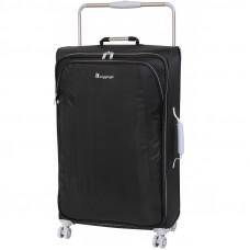 Чемодан на 4-х колесах IT Luggage New York 83 л Raven (IT22-0935i08-L-S392)