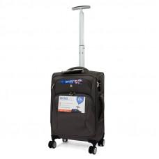 Чемодан на 4-х колесах IT Luggage Satin 35 л Dark (IT12-2225-08-S-S755)