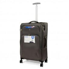 Чемодан на 4-х колесах IT Luggage Satin 68 л Dark (IT12-2225-08-M-S755)