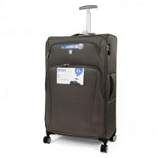 Чемодан на 4-х колесах IT Luggage Satin 98 л Dark (IT12-2225-08-L-S755)