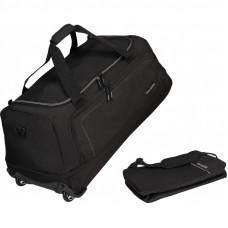 Дорожная сумка на 2-х колесах складная Travelite Basics 105 л Black (TL096279-01)