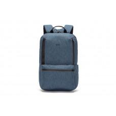 Рюкзак антивор Pacsafe Metrosafe X 20L, 6 степеней защиты, синий