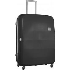 Чемодан на 4-х колесах Carlton Pixel (79см/108л) черный (PIXE79W4.JBK)