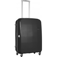 Чемодан на 4-х колесах Carlton Pixel (67см/57л) черный (PIXE67W4.JBK)