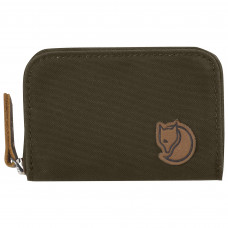 Гаманець Fjallraven Zip Card Holder Dark Olive
