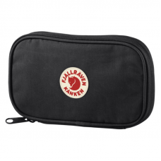 Кошелек Fjallraven Kanken Travel Wallet Black