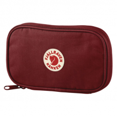Гаманець Fjallraven Kanken Travel Wallet Ox Red