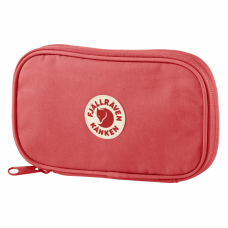 Гаманець Fjallraven Kanken Travel Wallet Peach Pink