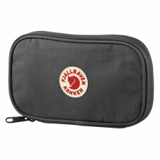Гаманець Fjallraven Kanken Travel Wallet Super Grey