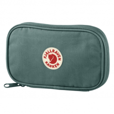 Гаманець Fjallraven Kanken Travel Wallet Frost Green