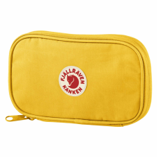 Гаманець Fjallraven Kanken Travel Wallet Warm Yellow
