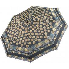 Зонт Maison Perletti Monete женский автомат (56/8) в ассортименте (16201.3.7669)