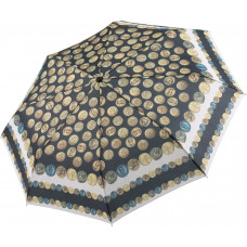 Зонт Maison Perletti Monete женский автомат (56/8) в ассортименте (16201.1.7669)