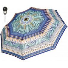 Зонт Mosaic женский автомат (54/8) синий с рисунком (16239.8700)